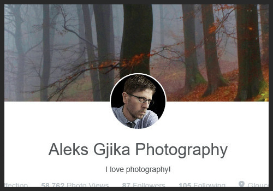 My Gallery on 500px.com