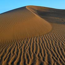 Sand dune in Maspalomas